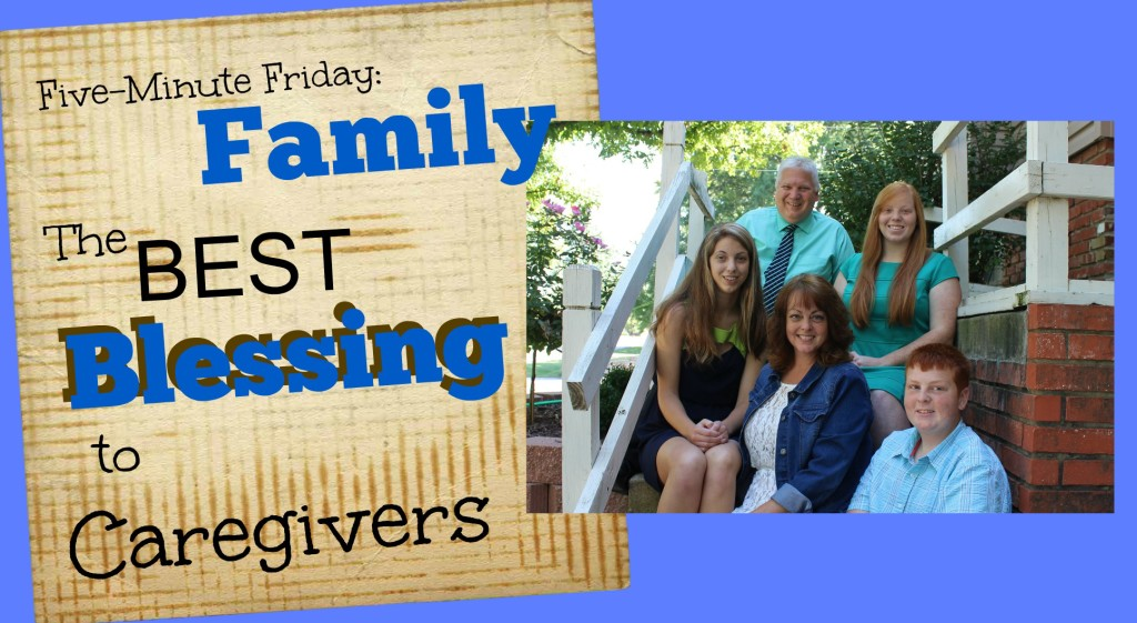 Family, in times of crisis, extends well beyond those related by blood. Our family was blessed by so many!