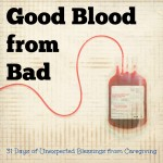 Leukemia is the definition of bad blood, but good can come from even that.
