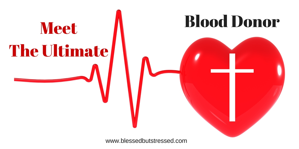 ultimate blood donor