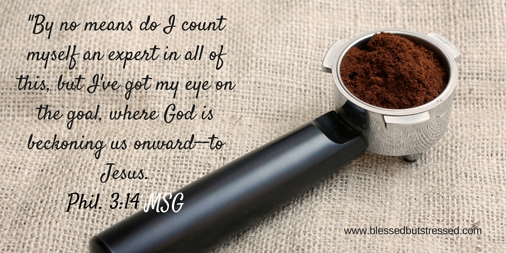 coffee grinder Christianity
