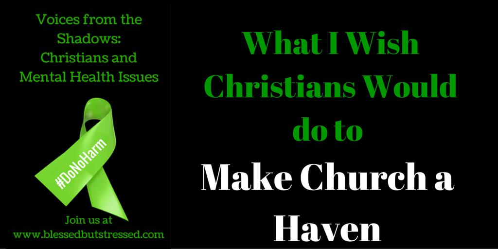 make church a haven